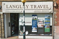 Langley-Travel