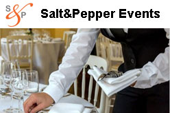 Salt & Pepper Events | Catering Staff Agency in London