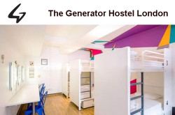 The Generator Hostel London | Hostel in London, United Kingdom