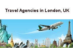 Travel Agencies in London UK