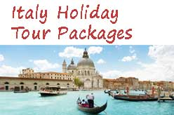 Italy Holiday Tour Packages from UK