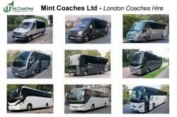 Coach Hire Companies London | Mini Coach Hire London