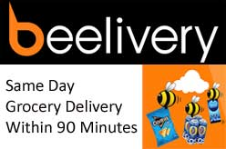 Beelivery | Nationwide Same Day Grocery Delivery