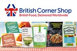 British Corner Shop | UK Online Supermarket for Expats
