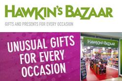 Hawkin's Bazaar Gift Shop | Norwich, Norfolk, NR1 1RY