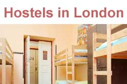 Hostels in London List