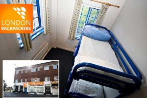 London Backpackers Hostel Hendon