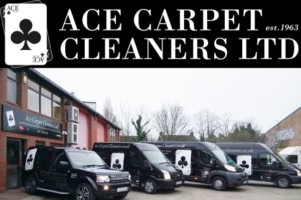 Ace Carpet Cleaners London