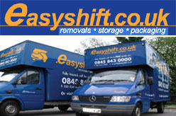 EasyShift Removals North London | Domestic, Business Removals