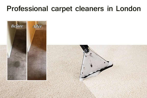 Professional carpet cleaners London