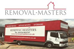 Removal Masters Ltd | Removals Coventry and Warwickshire