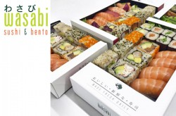 Wasabi Sushi and Bento UK - Wasabi UK Address