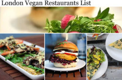Vegetarian Restaurants London