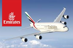 Emirates Ticket Office in London - 95 Cromwell Road, London SW7 4DL
