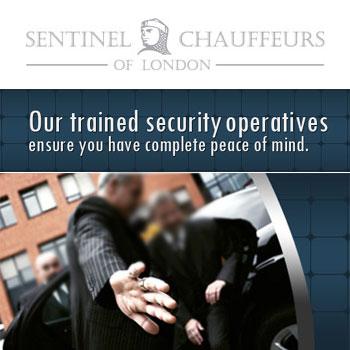 Sentinel Chauffeurs London