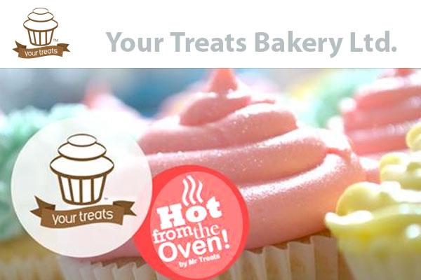 Your Treats Bakery Ltd - London Cake Delivery E6, E16, E15