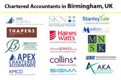 Chartered Accountants in Birmingham UK