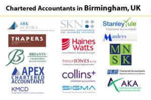 Chartered Accountants in Birmingham UK