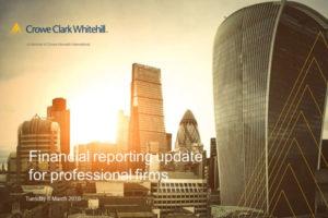 Crowe Clark Whitehill LLP, London