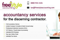 Freestyle Accounting Limited - 35 New Broad Street London EC2M 1NH