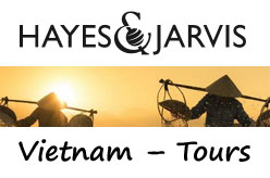 Hayes Jarvis Vietnam Tours