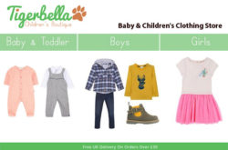 Tigerbella - Designer, Baby & Children's Boutique UK