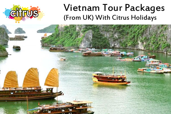 Vietnam Tour Packages Citrus Holidays UK