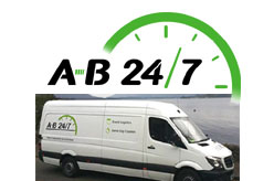 A B 24 7 Couriers Wimbledon London