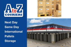 A to Z Couriers Croydon - Express Delivery Parcel Couriers in UK