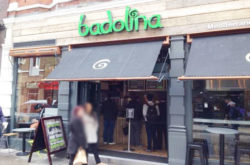 Badolina London - Mediterranean Takeaway Food