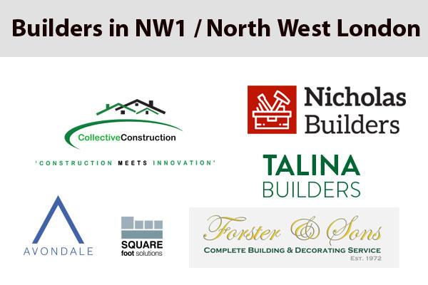 Builders in NW1