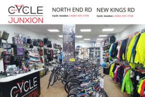 Cycle Junxion Bicycle Shop London