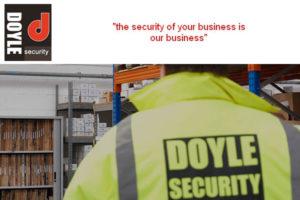 Doyle-Security-Barnsley-UK