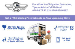 Elephant Removals Ltd - Moving & Storage Company in London