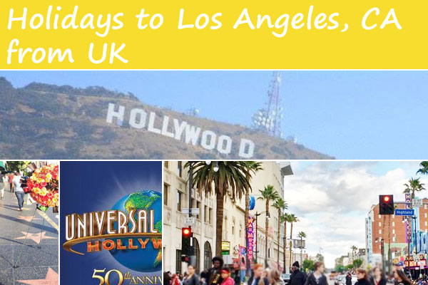Holidays to Los Angeles from UK