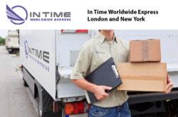 IN TIME Worldwide Express London