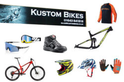 Kustom Bikes - Online Mountain Bike Shop UK