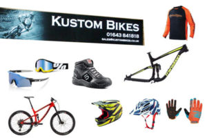 Kustom Bikes Shop UK