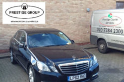 Prestige Courier Services Ltd - Car Hire, Storage & Parcel Company in London