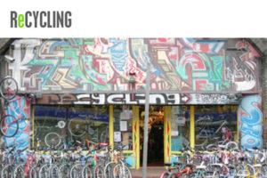 Recycling Bikes London