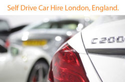 Self Drive Car Hire London