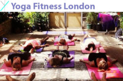 Yoga Fitness London - Small Group Corporate Yoga