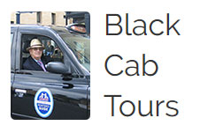 London Black Cab Tours | Black Taxi Tour Companies London