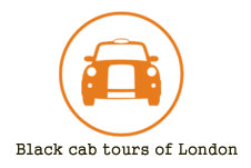 Black cab tours of London