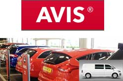 Avis Car Hire UK Locations - Avis UK
