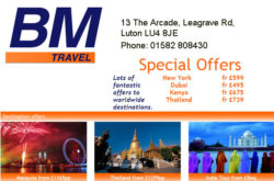 BM Travel Centre Luton | Travel Agents in Luton, England