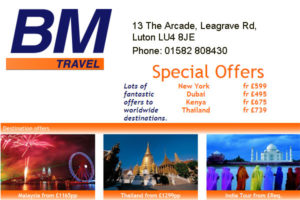 BM Travel Centre Luton