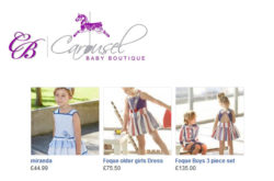 Carousel Baby Boutique | Bridlington Online Baby Clothing