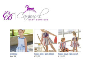 Carousel Baby Boutique