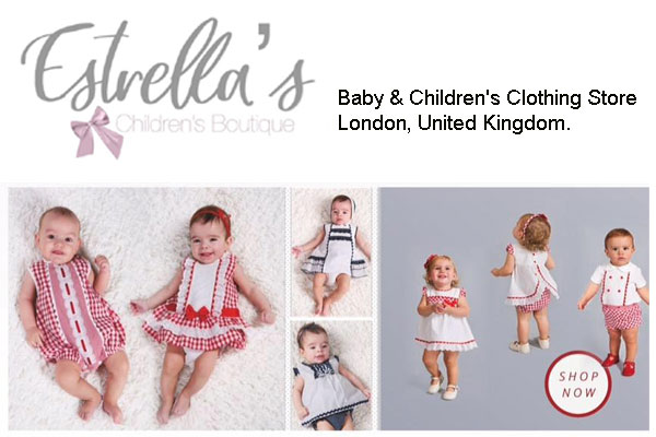 Estrellas Childrens Boutique London